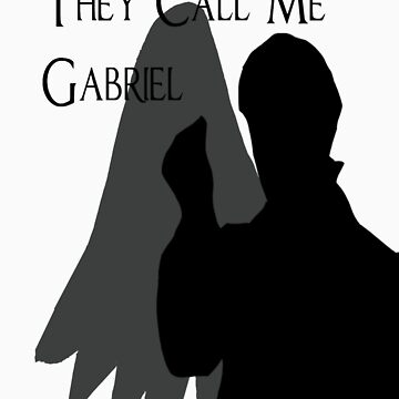 The call me Gabriel by LibbyLion