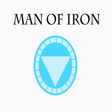 Man of Iron by LibbyLion