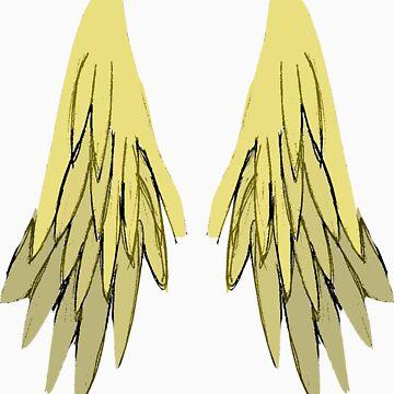 Gabriel Wings by LibbyLion