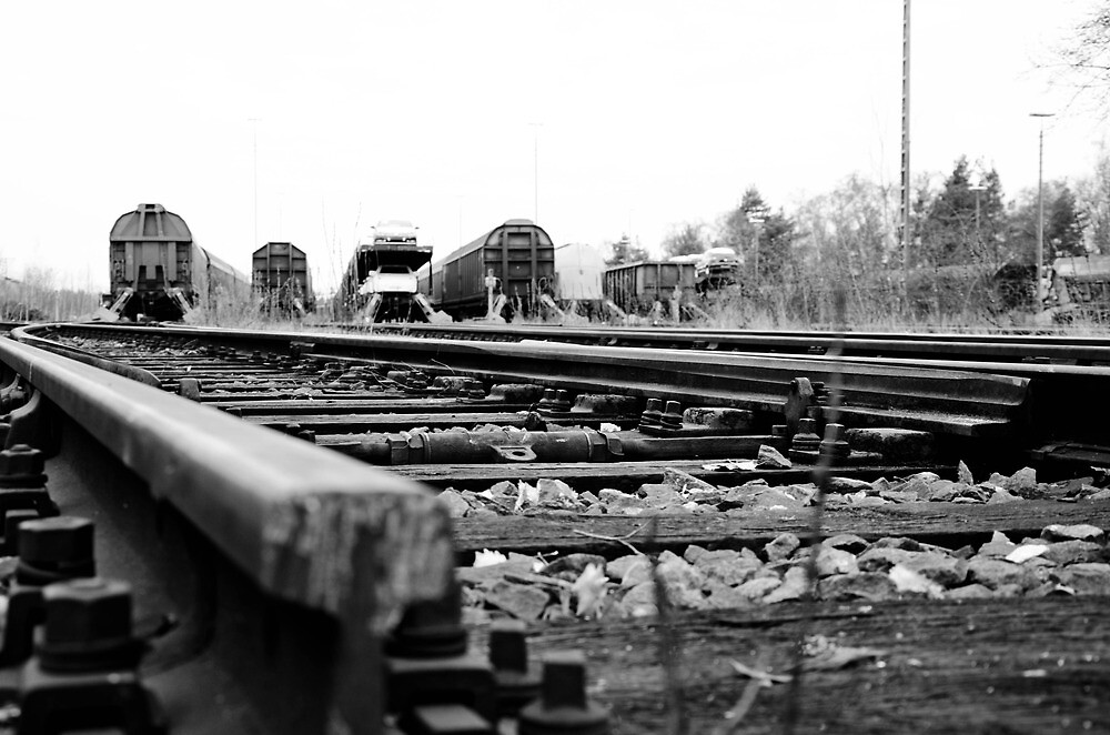 Closed Railway Station by verab