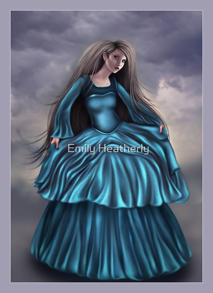 Fantasy Fairytale Princess Lady by Emily Heatherly