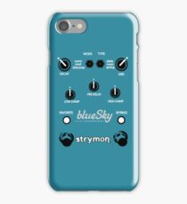 Strymon Blusky Reverb Pedal iPhone Case/Skin