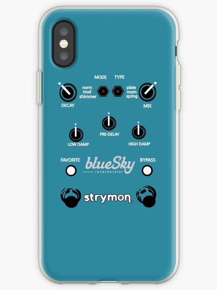 Strymon Blusky Reverb Pedal by cohbalt