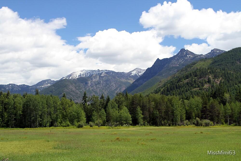 Cabint Mountians Montana by MissMimi63
