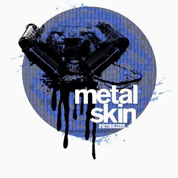 Metal Skin Model 108 by Fernsie