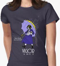 Vigor Salt Women's Fitted T-Shirt