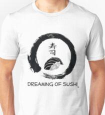 Dreaming of Sushi - Plain Unisex T-Shirt