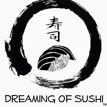 Dreaming of Sushi - Plain by DOSushi
