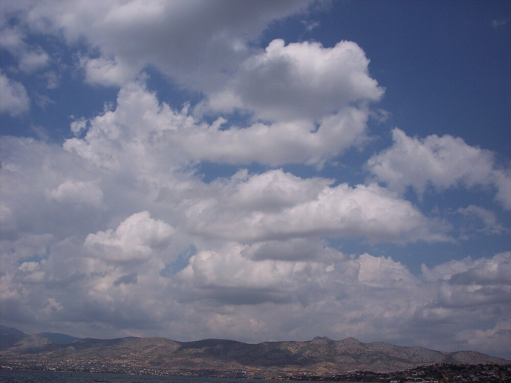 clouds by id4kostas