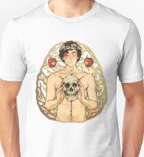 BBC Sherlock: I owe you a flower crown card Unisex T-Shirt