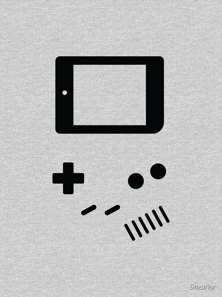 Classic Gamer by StewNor