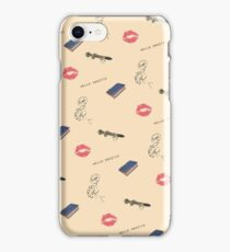 river song: essentials iPhone Case/Skin