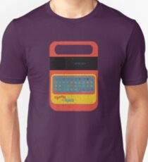 Vintage Look Speak & Spell Retro Geek Gadget Unisex T-Shirt