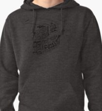 pub map of dublin Pullover Hoodie