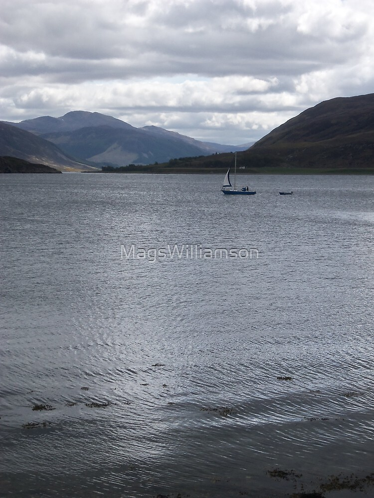 Ullapool (3), Scotland by MagsWilliamson