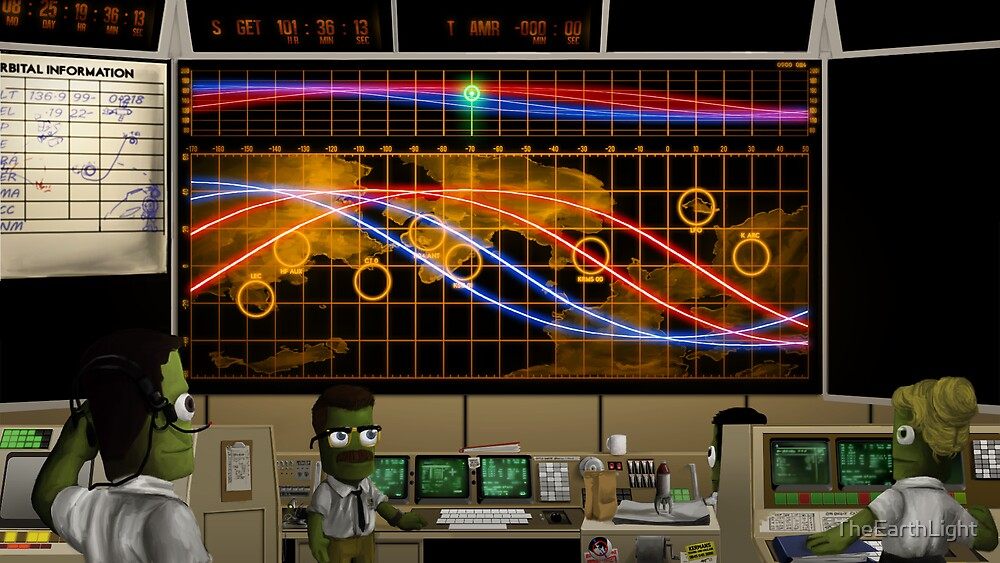 Kerbal Space Program: You Will Go to Space Today by TheEarthLight