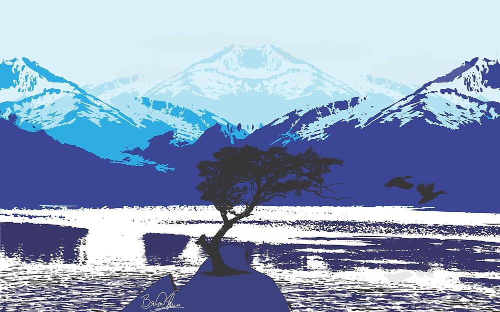 Mountain get away by BKMillerDesigns