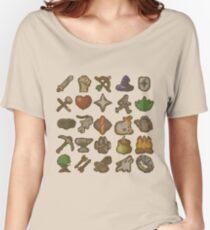 Runescape Skills Women's Relaxed Fit T-Shirt