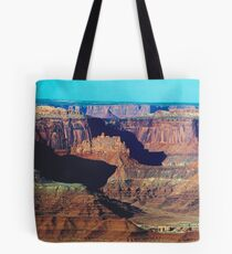 Bevy of Buttes Tote Bag