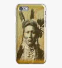 yellow dog iPhone Case/Skin