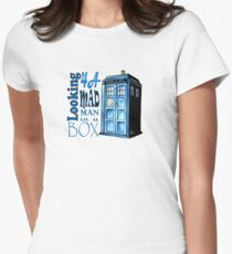 Looking 4A Mad Man In A Box T-Shirt