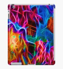 Stunning Fractal High Definition Abstract iPad Case/Skin