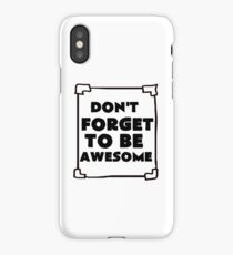 DFTBA Nerdfighters iPhone Case/Skin