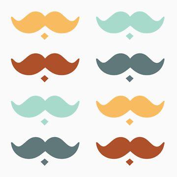 Mustache by aditya26j