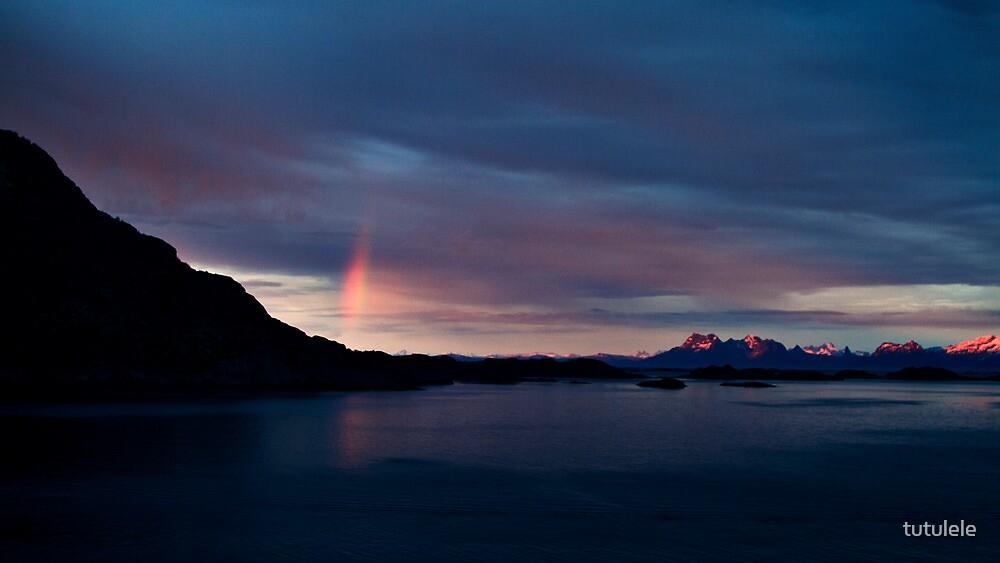 Somewhere Over the Rainbow by tutulele