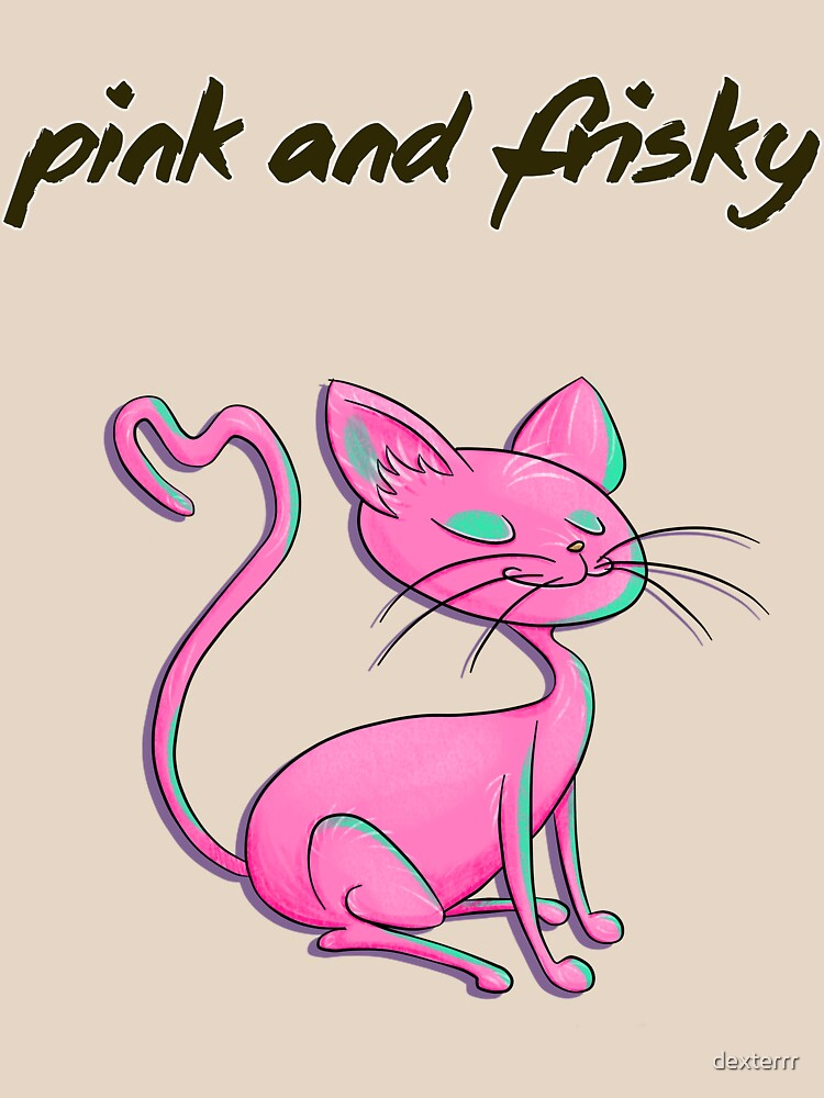Frisky Kitty Knows Her Business by dexterrr
