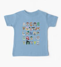 Oz-abet (an Oz Alphabet) Kids Clothes