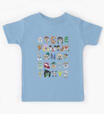 Oz-abet (an Oz Alphabet) Kids Clothes