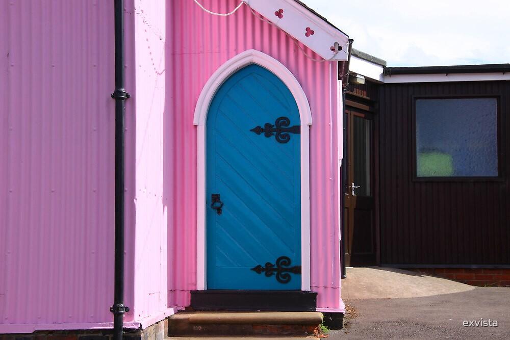 Church Door, Alsager, Cheshire, England by exvista