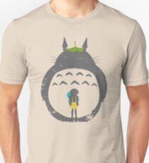 Totoro Silhouette Unisex T-Shirt