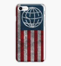 State Champs American Flag Design iPhone Case/Skin
