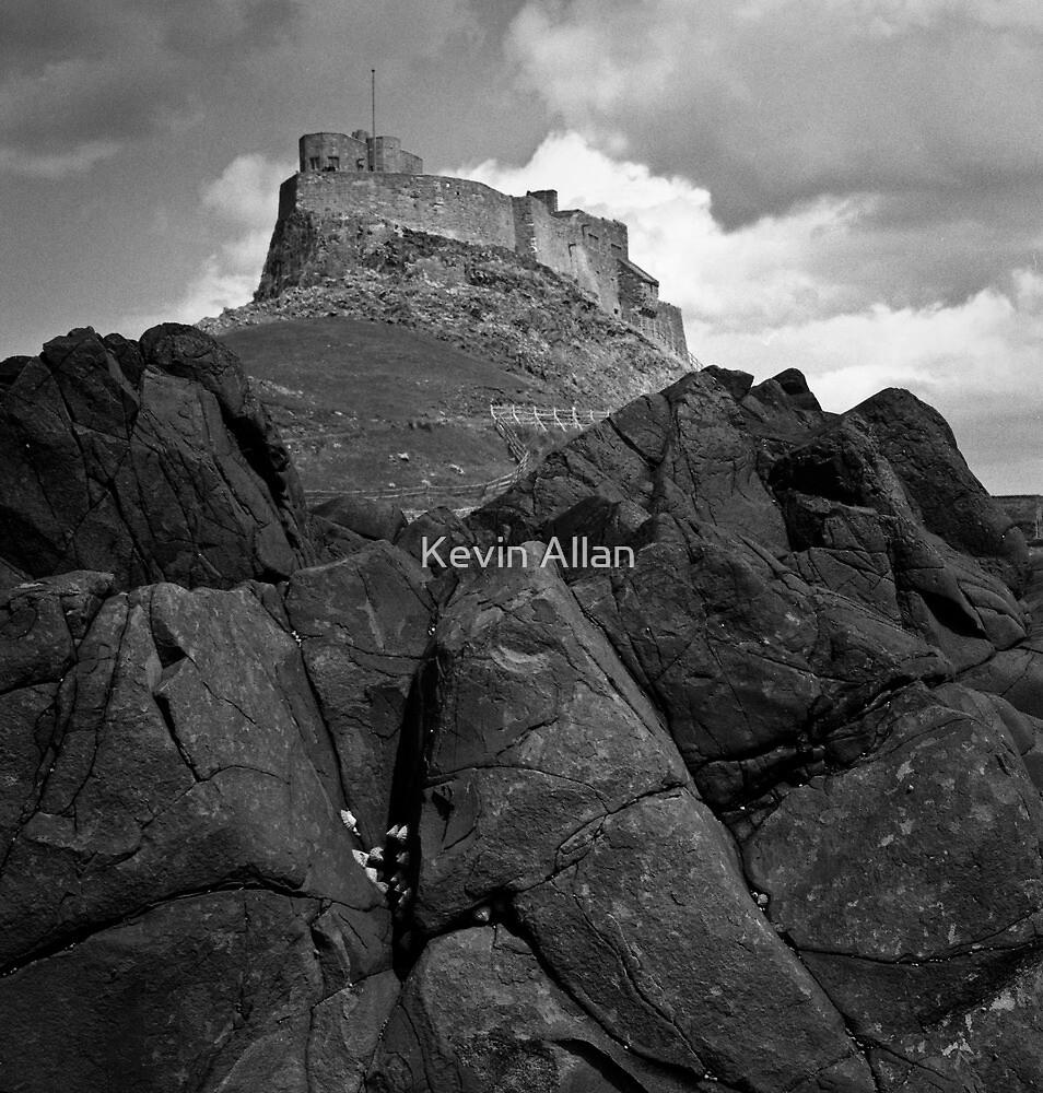 Lindisfarne Castle by Kevin Allan