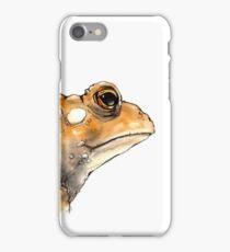 Bufo bufo iPhone Case/Skin
