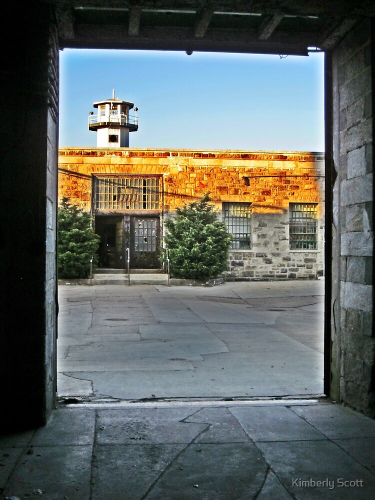 Eastern State Penitentiary, Philadelphia, PA by Kimberly Scott