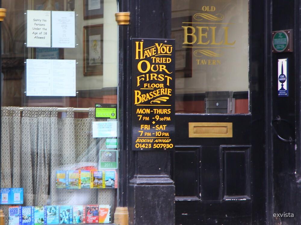 Old Bell Tavern, Harrogate, England by exvista