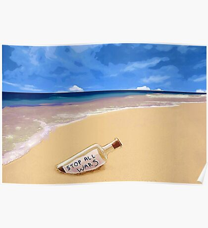 Message in the bottle Poster