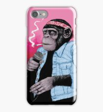 Wet Chimp iPhone Case/Skin