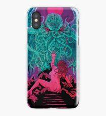 Cthulhu Blues iPhone Case