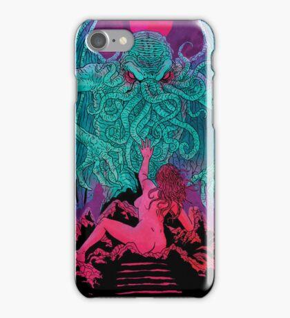 Cthulhu Blues iPhone Case/Skin