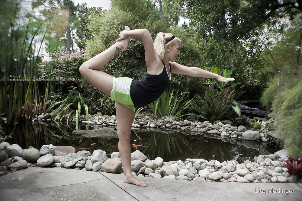 Dancer by Lita Medinger