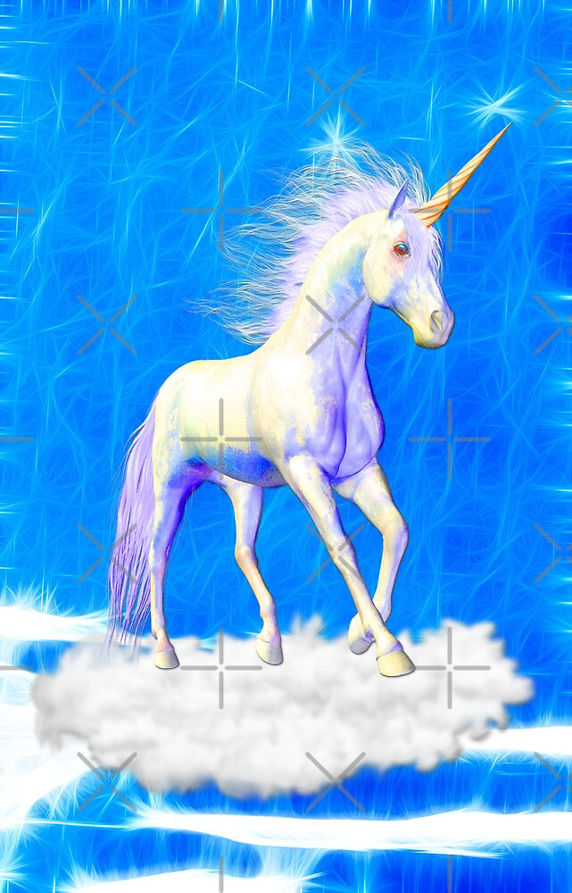 Unicorn Cloud by Delights