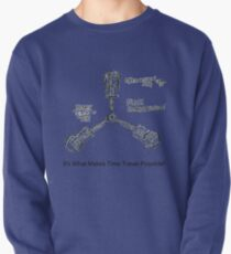 Flux Capacitor Pullover