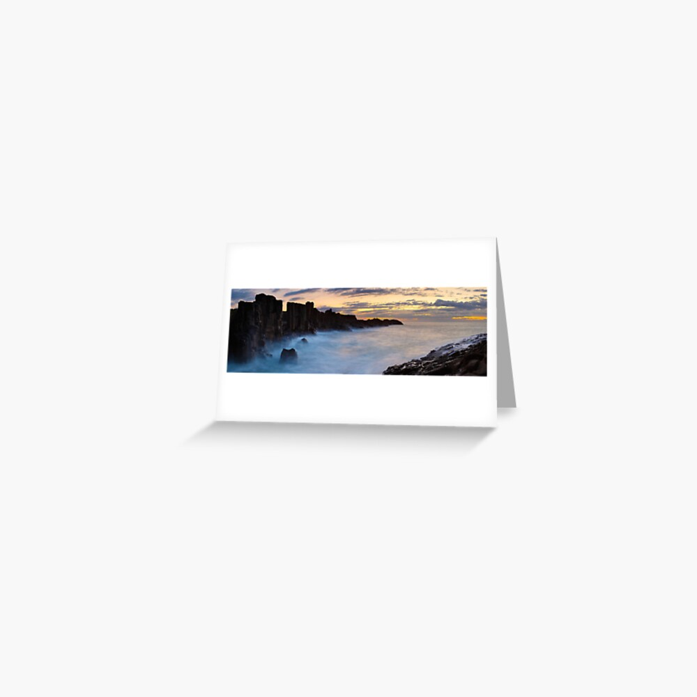 Bombo Headland, New South Wales, Australia Greeting Card