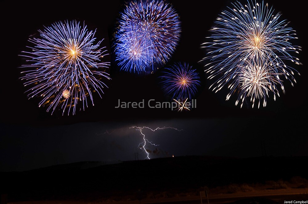 FIREWORKS 2013 by Jared Campbell