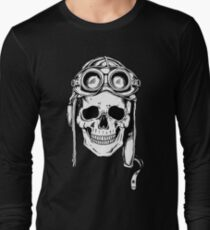 WWII Flying Ace Long Sleeve T-Shirt