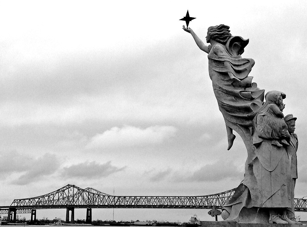 Lady of the Mississippi by joshwillins